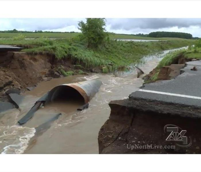Storm Damage Flooding in Isabella County, MI