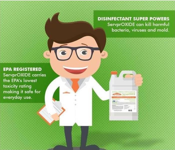 facts about SERVPROxide