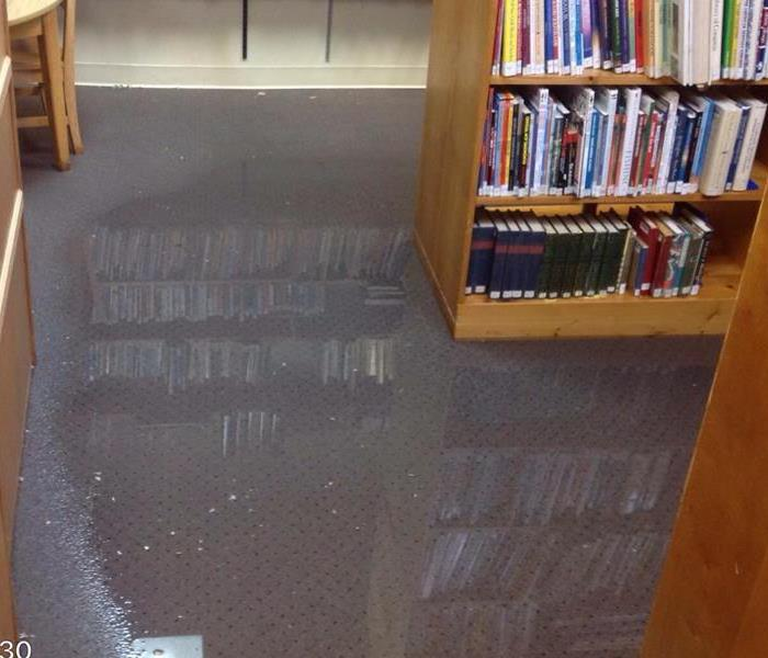 Water Damage Faster to your Water Damage Event