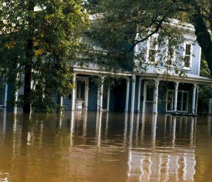 Water Damage Eaton County Residents: We Specialize in Flooded Basement Cleanup and Restoration!